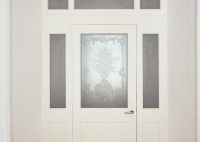 Villa Ludwig Detail Tür