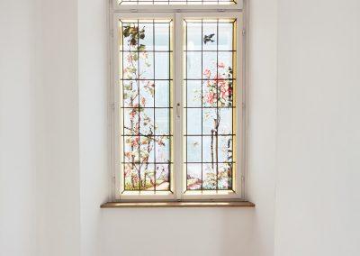 Villa Ludwig Buntglasfenster 2