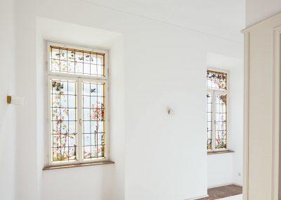 Villa Ludwig Buntglasfenster 1