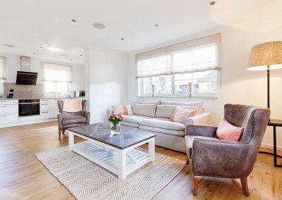 Gerümpel Wohnzimmer/Küche