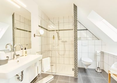 Ferienwohnung Golbächel Badezimmer